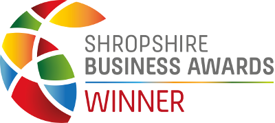 Shropshire Business Awards Winner