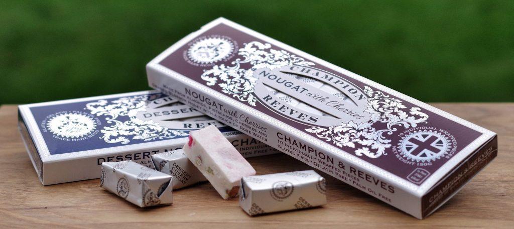 Nougat and Butterscotch Boxes